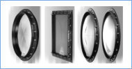 Explosion Vent Panels-instantaneous overpressure protection
