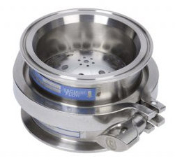 Sanitary Fitting Assembly bursting discs