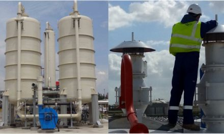 Storage Tank and Loading Terminals PREVENTATIVE MAINTENANCE-Site Audit