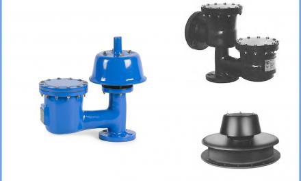 Fibreglass Pressure-Vacuum Relief Valves