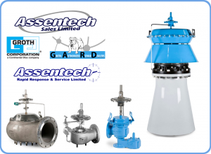 Pilot Operated Pressure and Vacuum Relief Valves