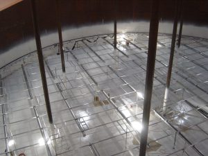 Storage Tank Emissions Control-Internal Floating Roofs IFR
