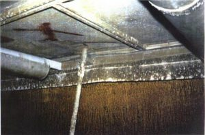 storage tank emissions control Internal floating roofs