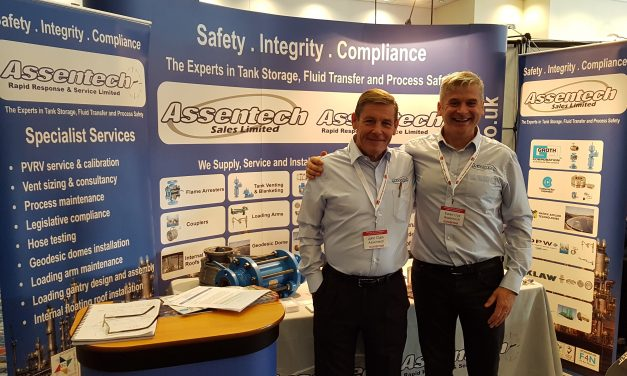 "ASSENTECH AT TSA ""TANK STORAGE ASSOCIATION""  EXHIBITION"