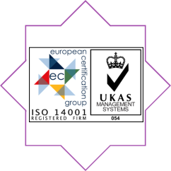 Assentech is ISO 14001 Certified Company